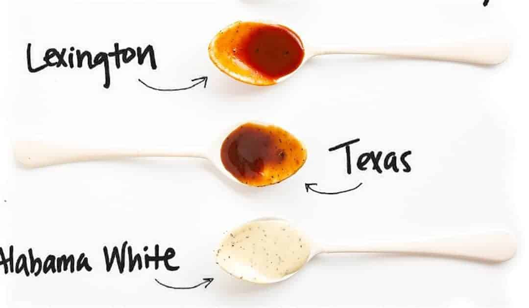 These are the most popular barbecue sauces in America.