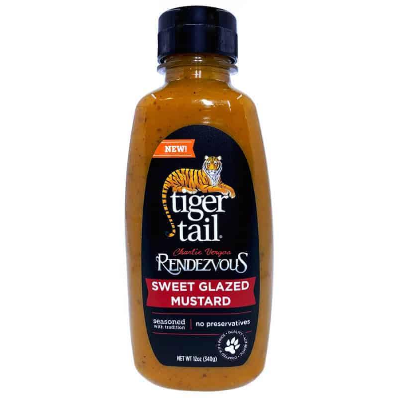 Rendezvous Tigertail Mustard